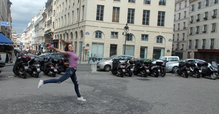 Voyage scolaire en France