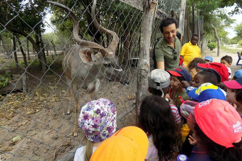Visite au zoo slide 5