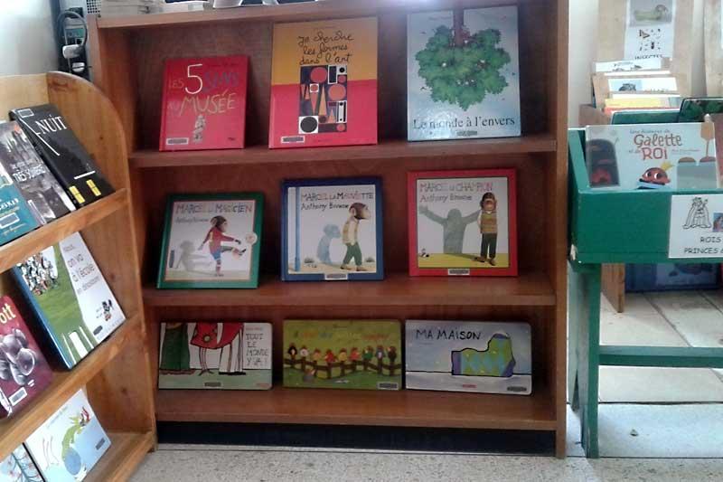 Deux bibliothèques pour deux campu 2