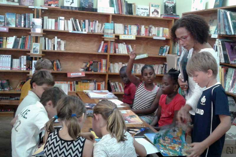 Deux bibliothèques pour deux campu 4