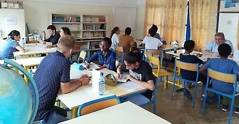 Forum de l'orientation, des formations et des métiers