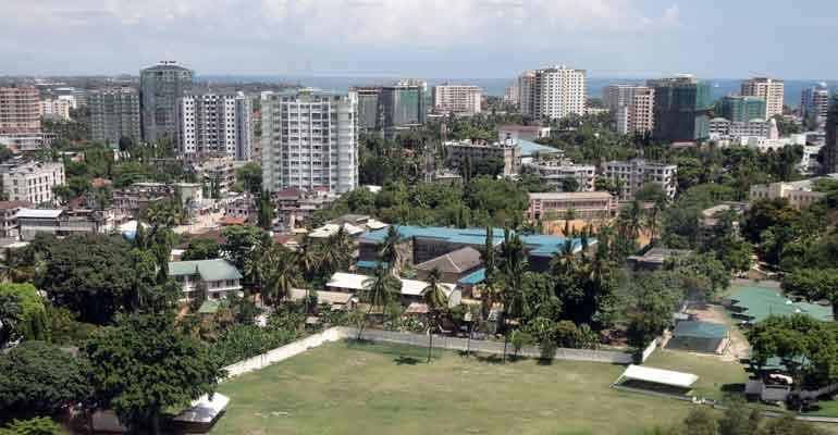 Dar es Salaam, lieux et urbanité d'une ville côtière