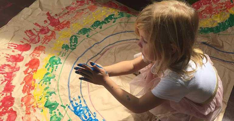 Atelier d'art en maternelle – 2 –