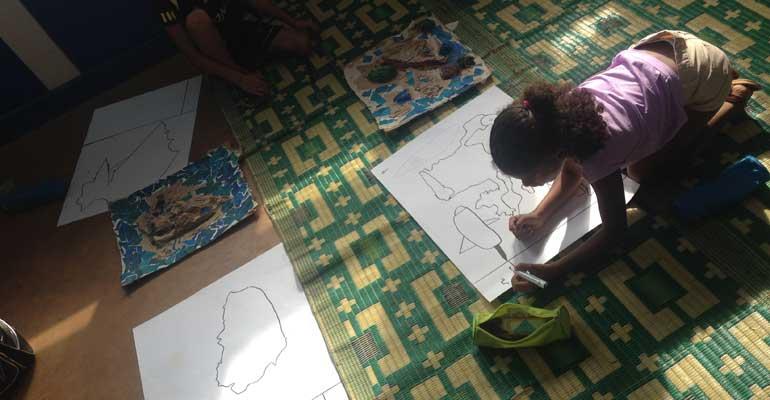 CP: projet artistique avec Marc Chagall