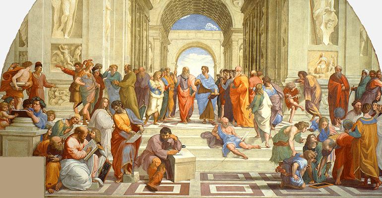 Philosopher c'est apprendre à vivre