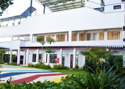 Campus cour